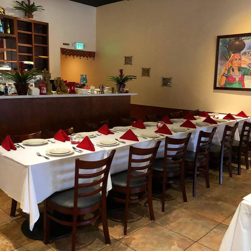 Just recently, USC had a private event at All India Cafe - Glendale.