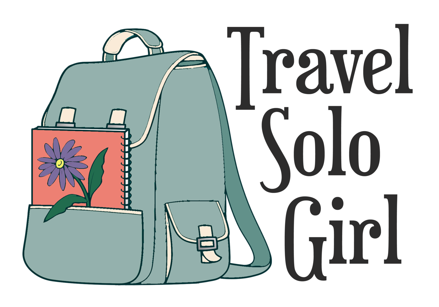 Travel Solo Girl