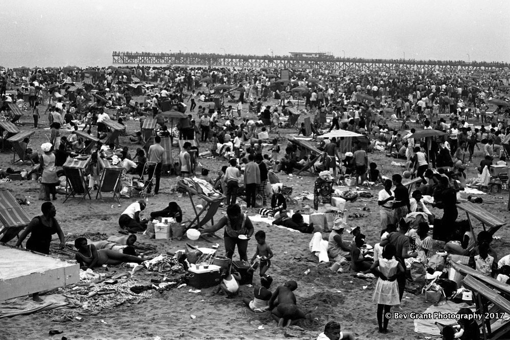 Coney Island July 4, 1968