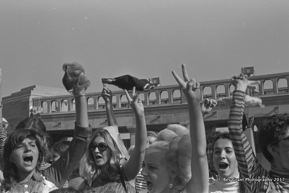 Miss America Beauty Pageant Protest, Sept. 1968