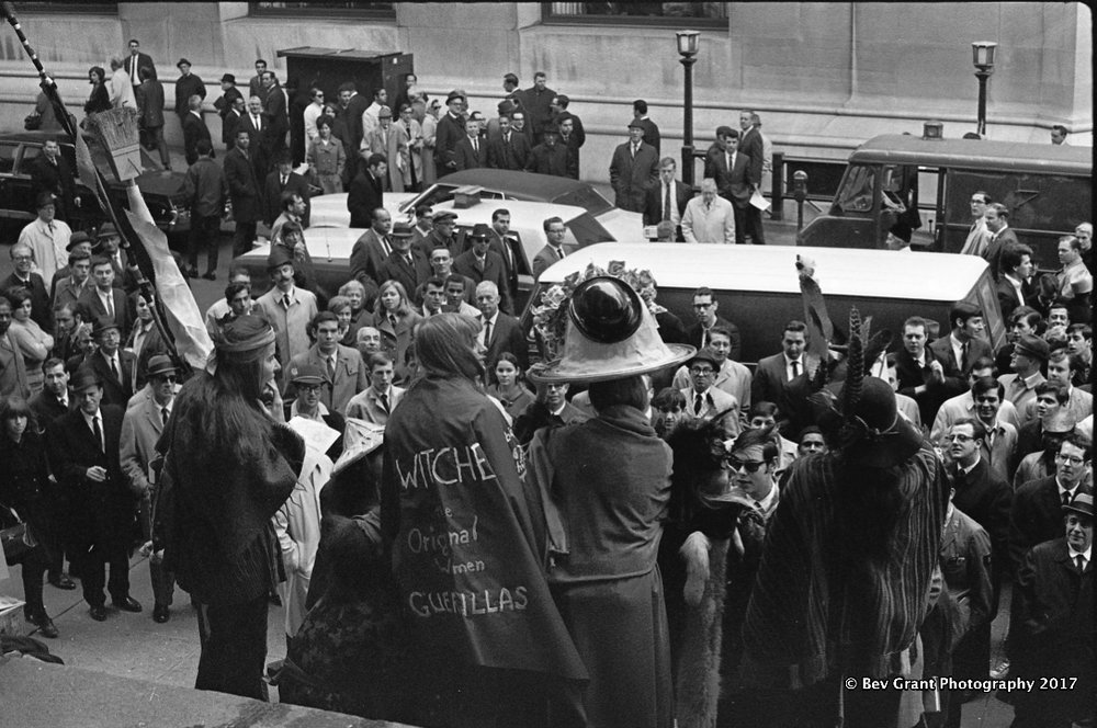 October 31, 1968 NYC
