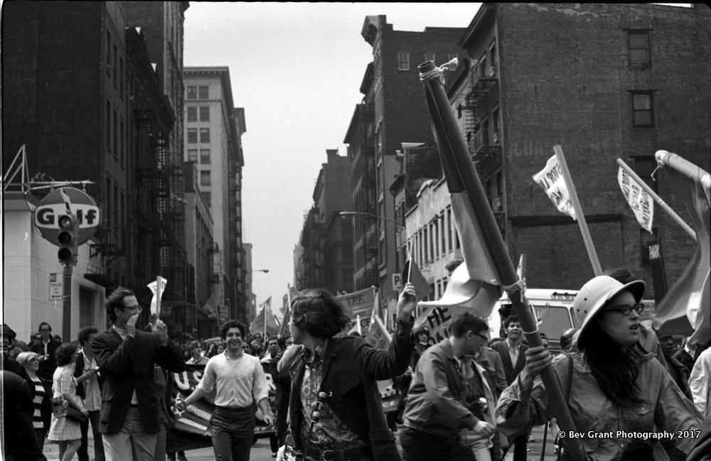 May 18, 1968 NYC