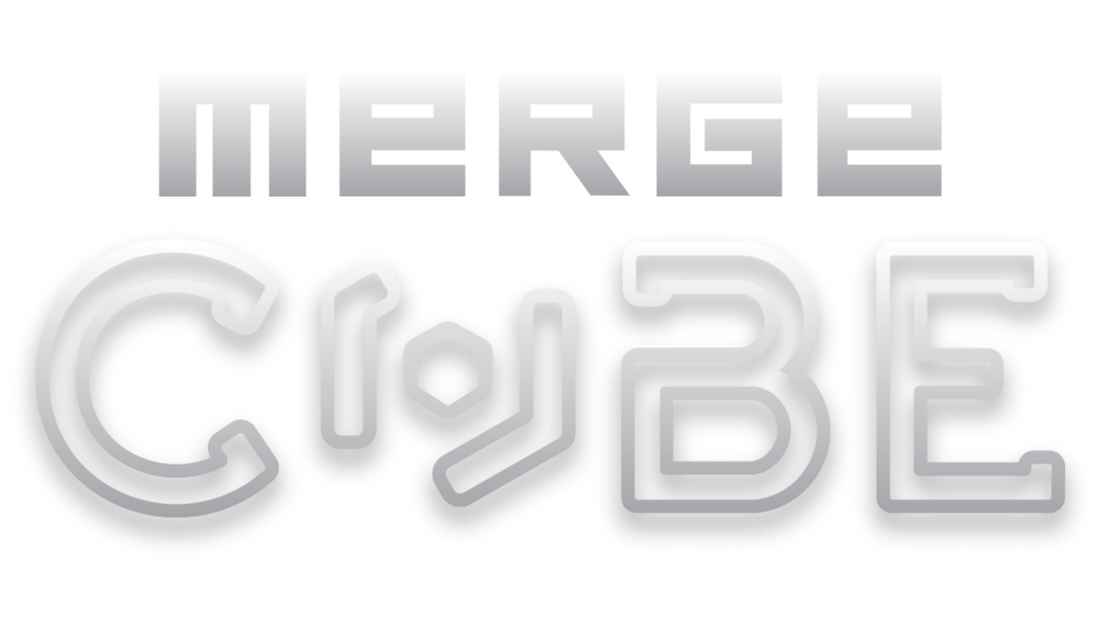 MergeCube label