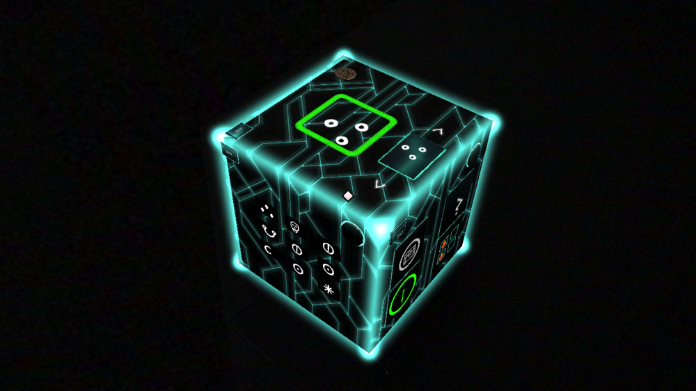Nexus Box rotating symbols nightmare, all these squares, and magical compass puzzles screenshot