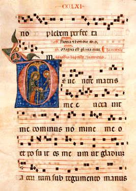 A Primer on Gregorian Chant for Therapeutic Musicians — Melinda Gardiner