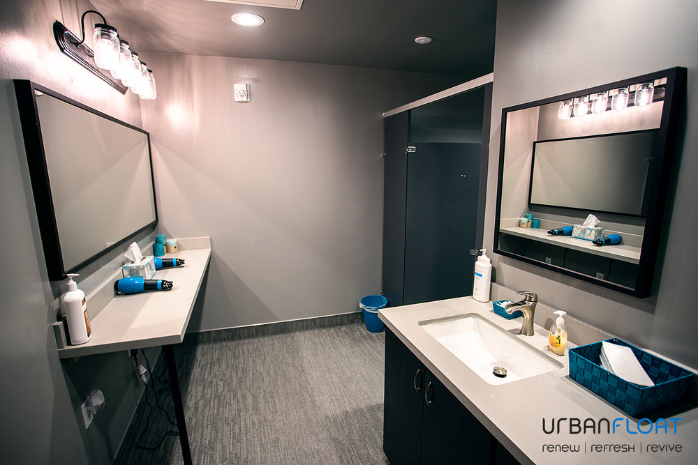 Urban Float Restroom