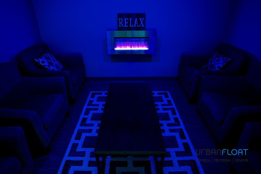 Urban Float Relaxation Room