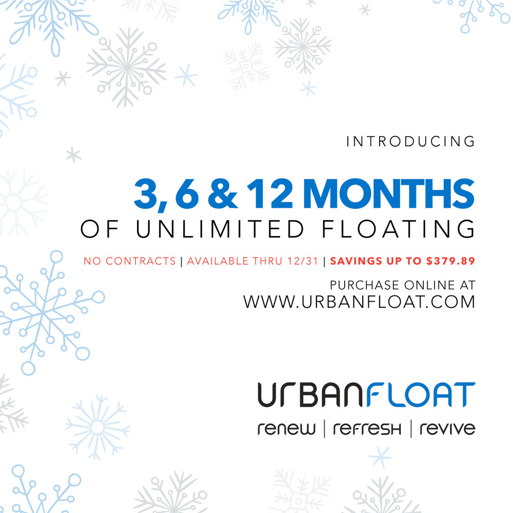 Urban Float No Contract Unlimited Float Floating Plans