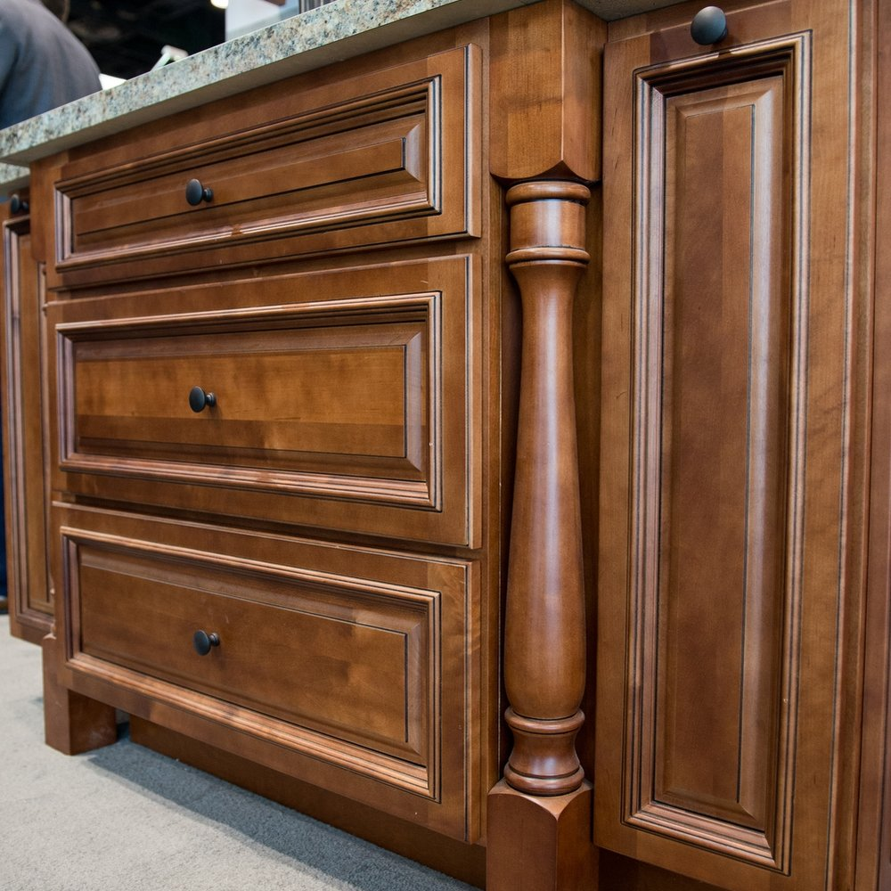 Cabinet Supply - Installing them yourself, or have a contractor already lined up? No problem, we can provide just what you need to get your project done right.We have great contractor pricing for large or small projects. We provide contractor discounts as well as volume discounts. Each kitchen design includes a complete detailed 1/4