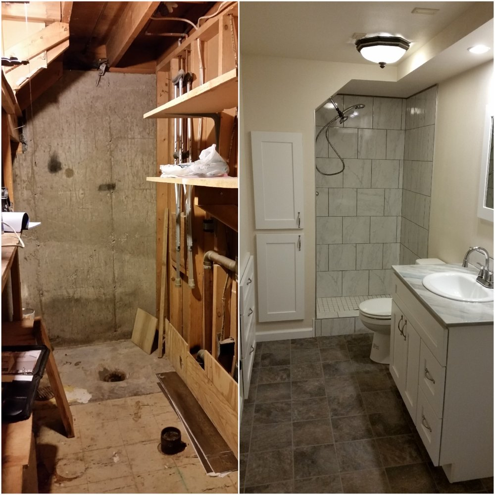 Install/Remodeling - J&S Kitchen and Bath Designs is partnered with JBS Plumbing and Remodel. Their attention to detail and quality craftsmanship will give you A+ results for your project. They can provide everything from a simple install to a full remodel of your kitchen and Bathroom.