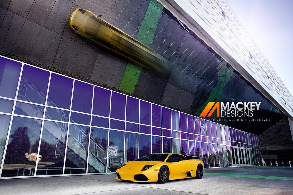 Automotive Photographer - Seattle - Josh Mackey - Lamborghini Gallardo