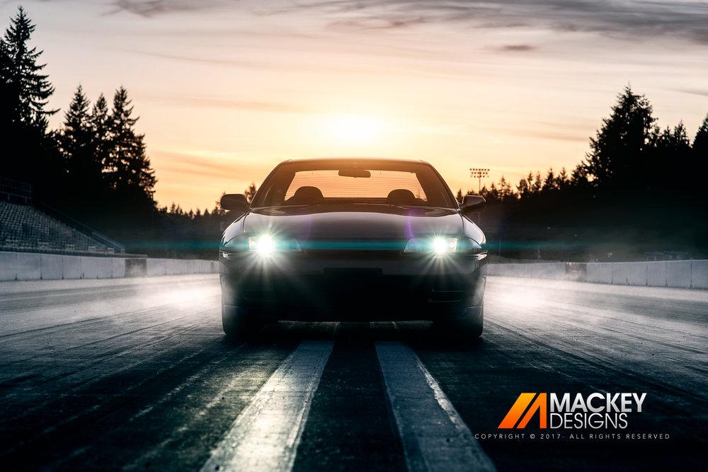 Automotive Photographer - Seattle - Josh Mackey - Nissan Skyline R32 GTR