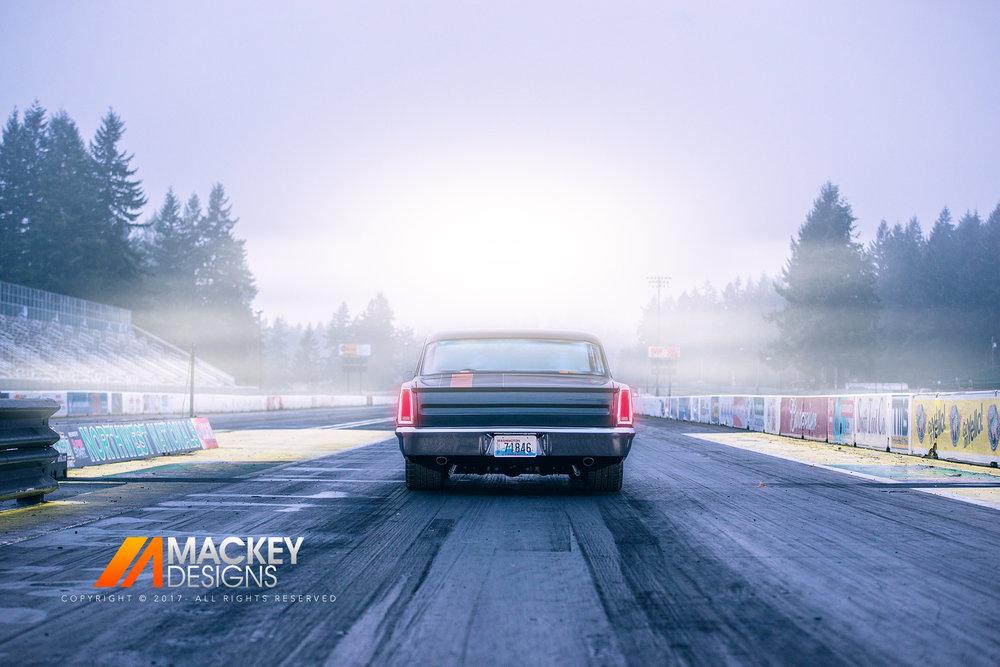 Automotive Photographer - Seattle - Josh Mackey - JRod Customs Chevy Nova Pro Touring