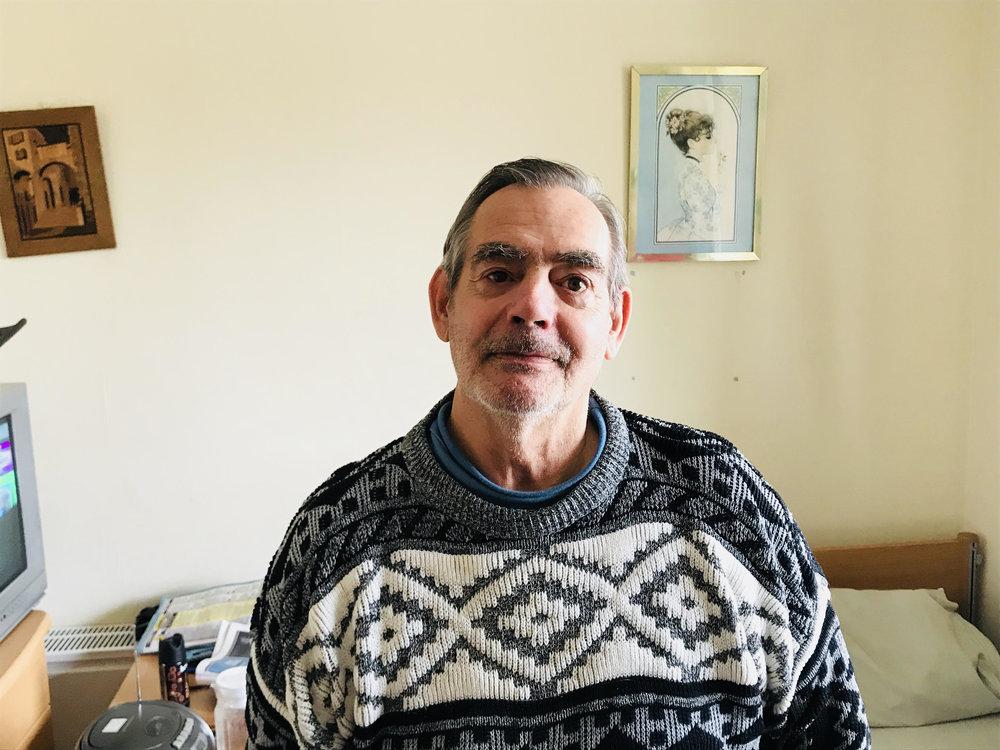 Jim, Ross Wyld resident