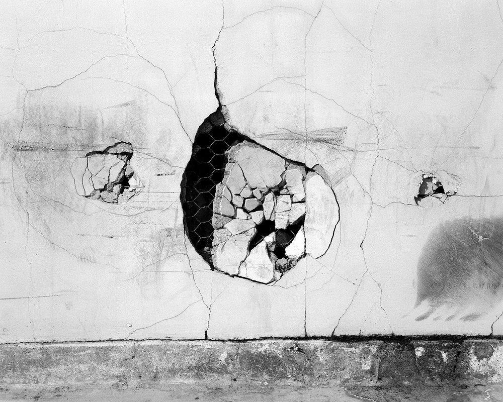 Crush ,Archival Pigment print, 40x50, 2015