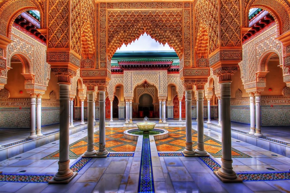 Marrakech, Morocco - September, 2018. Enchanting, beautiful, and bursting with mystery and wonder, join us under the African sun for the adventurous and luxurious retreat of a lifetime.