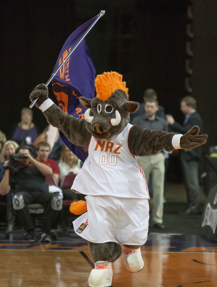 Buckets - Northern Arizona Suns