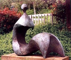 "Robert Holmes ""Cici"" bronze"