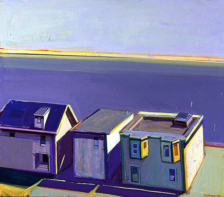Raimonds Staprans painting #3 - sold