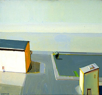Raimonds Staprans landscape - sold