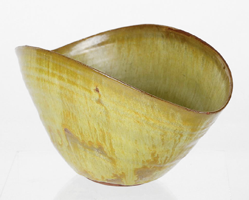 Beatrice Wood - ceramic bowl