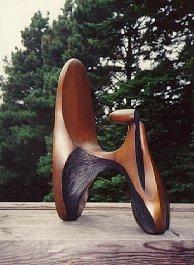 Symbol 4 - Robert Holmes sculpture