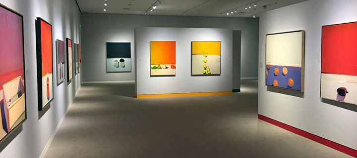 Raimonds Staprans museum show 2017