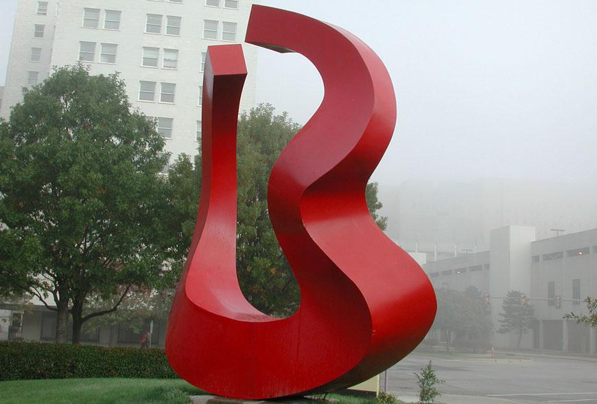 Hans Van de Bovenkamp - sculpture