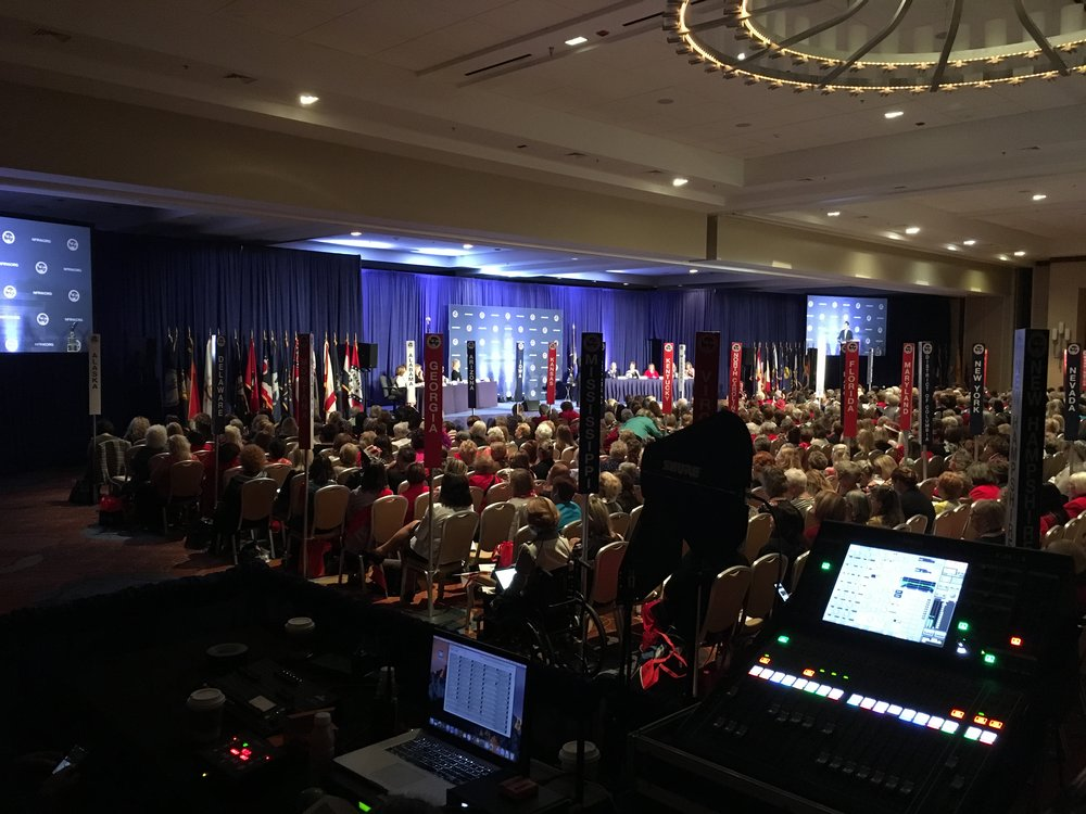 NFRW Convention