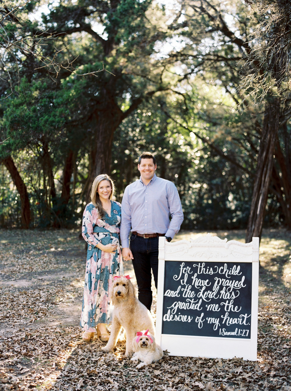 Christina Leigh and Blair Frederick Baby Announcement.jpg