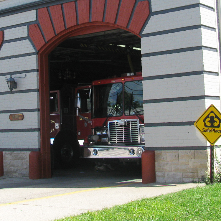 FIRE STATION #5<br>LEXINGTON, KY