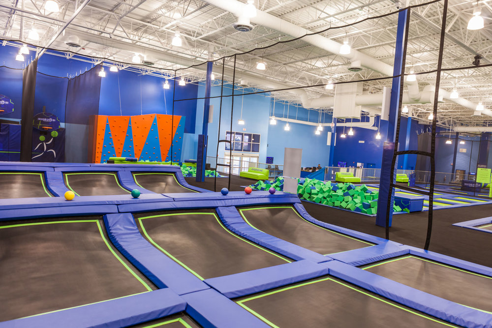Adrenaline#Trampoline Park#Lexington, KY