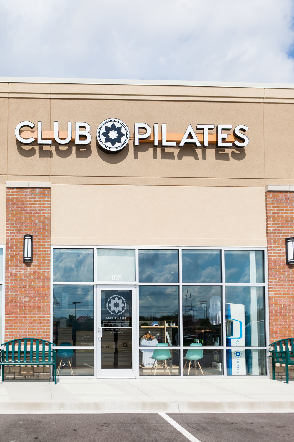 Club Pilates#Louisville, KY