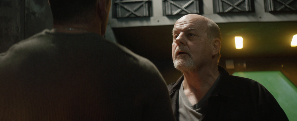 ATROPA – Michael Ironside Filming