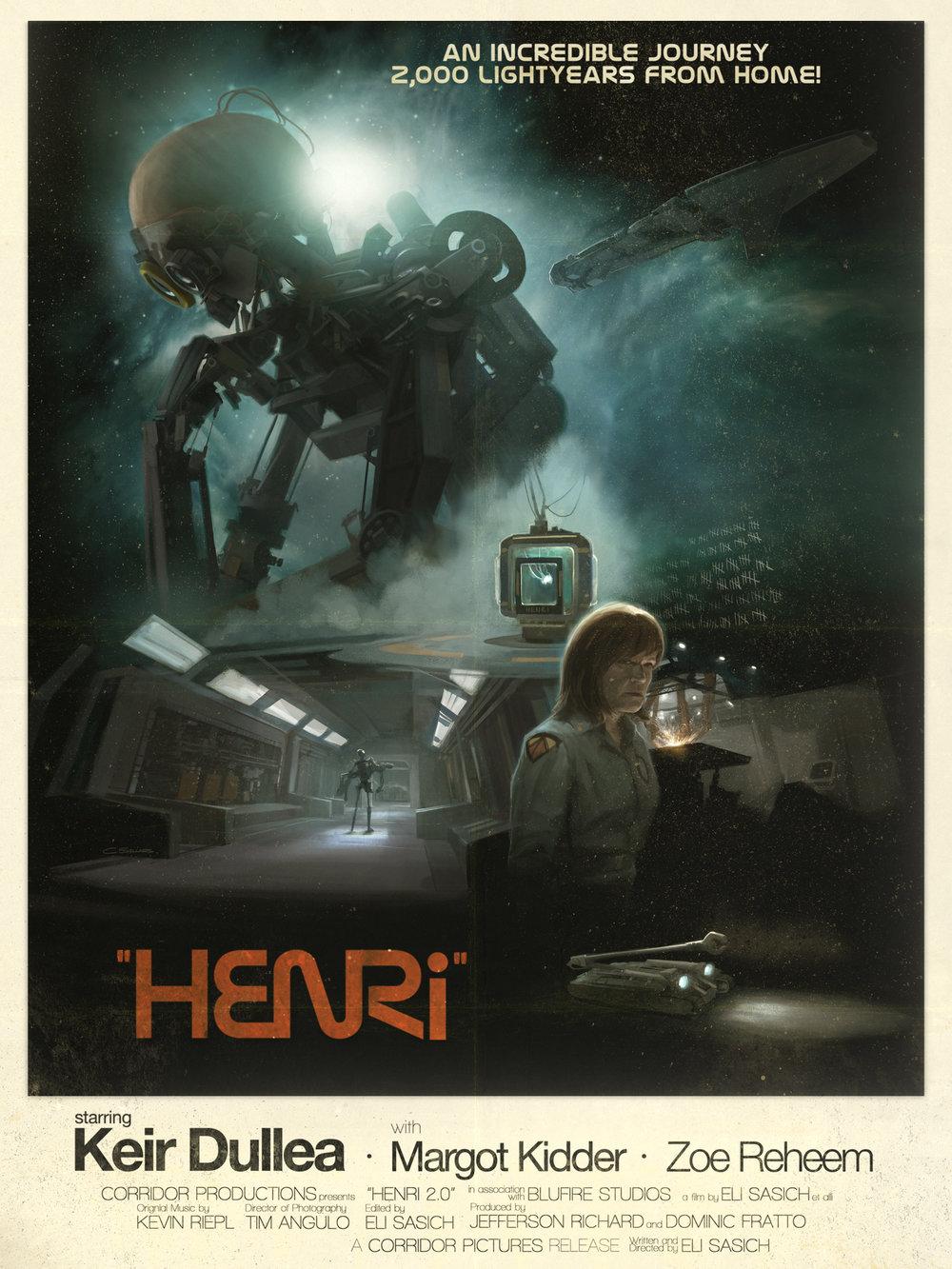 HENRi – Poster