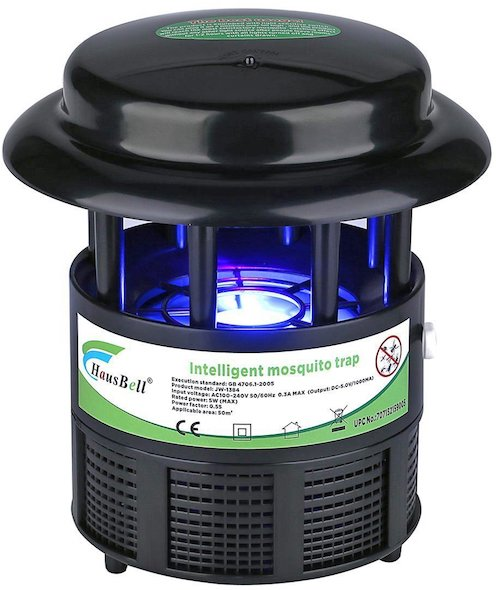 Non-toxic mosquito traps that work.