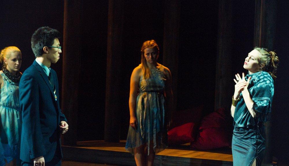 Dionyza- Pericles