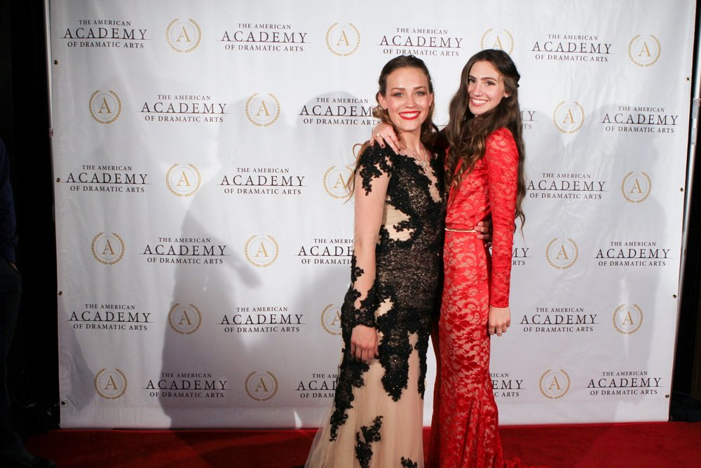 Graduation of The American Academy Of Dramatic Arts