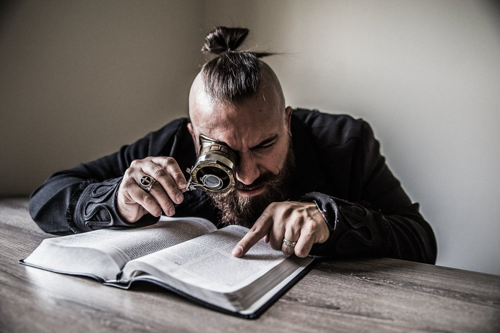 Most people base their Christian life on how much they study their Bible, how many verses they can memorize, how many Christian books they read, or how well they can debate or discuss theological ideas.