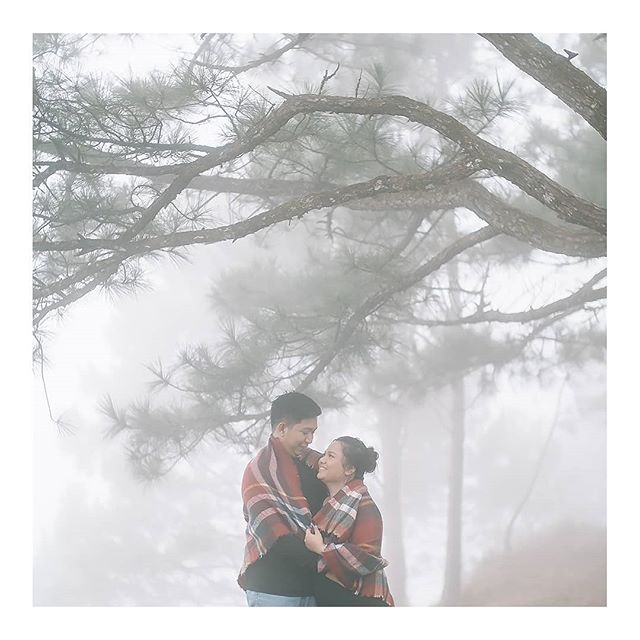 Foggy engagement shoot on the top of Mt. Ulap. www.amilonignacio.com . . . . . . ⠀⠀⠀⠀⠀⠀⠀⠀⠀ . . . . . . . . . . . . ⠀⠀⠀⠀⠀⠀⠀⠀⠀ . . . . . . . . . . ⠀⠀⠀⠀⠀⠀⠀⠀⠀ . . . . . #engagementsession #naturallight #watchthisinstagood #chasinglight #makeportraits #portraitcollective #portraitpage #ftwotw#bestwphoto #risingtidesociety #deepfeelingsmp #communityovercompetition #belovedstories #filmpalette #loveauthentic #quietthechaos #adventuresession #photobugcommunity #weddingphotomag #brideandbreakfast #naturallight #watchthisinstagood #chasinglight #makeportraits #portraitcollective #portraitpage #fineartcuration #brideandbreakfast #bridestory #stylemepretty