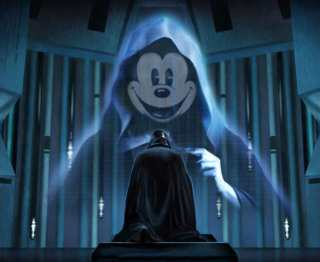 Disney's Empire is endless.
