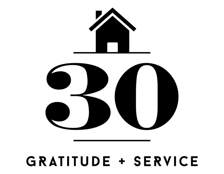 30 Day Challenge - Are you looking to be the best version of you? Gratitude and Service are the two ingredients to improve happiness and purpose in life. You don't need to be sick to get better. Gather up a small group and take the 30 Days of Gratitude and Service (30 DGS) Challenge together.