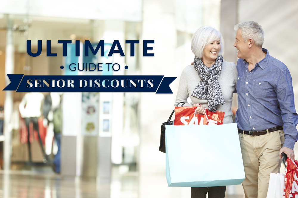 ultimate guide to senior discounts
