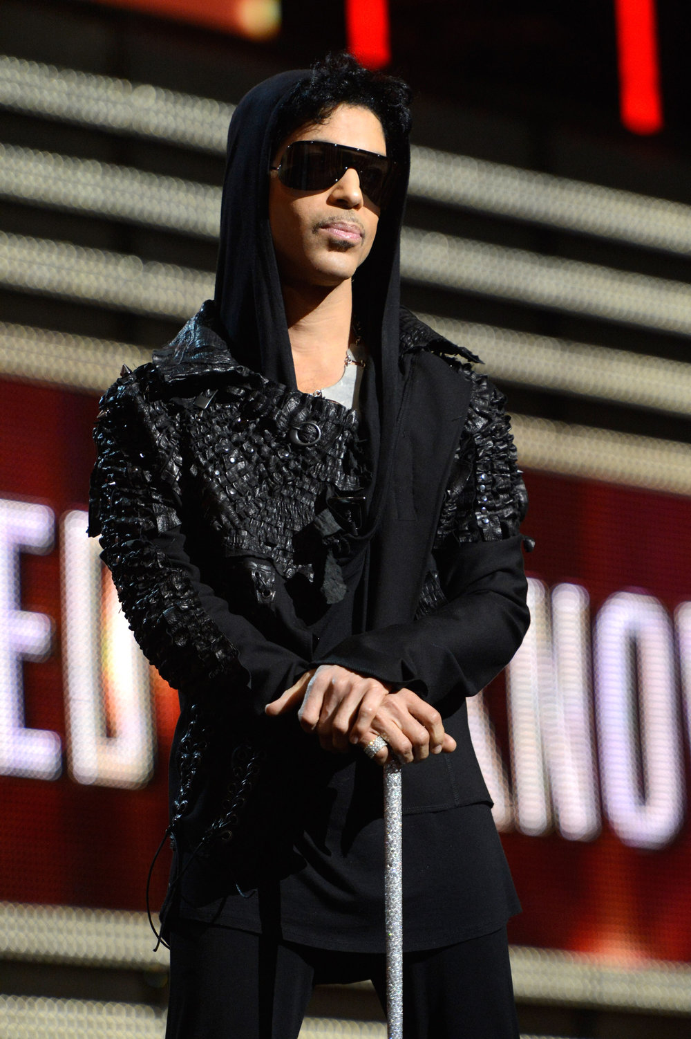 PRINCE.  Photo credit: Kevin Mazur/WireImage