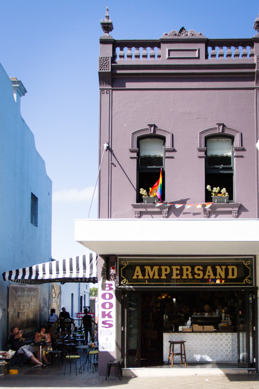Ampersand Bookstore and Cafe