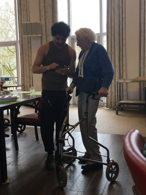 Can the Elderly and Students Save Each Other's Lives? 10 Minute Read