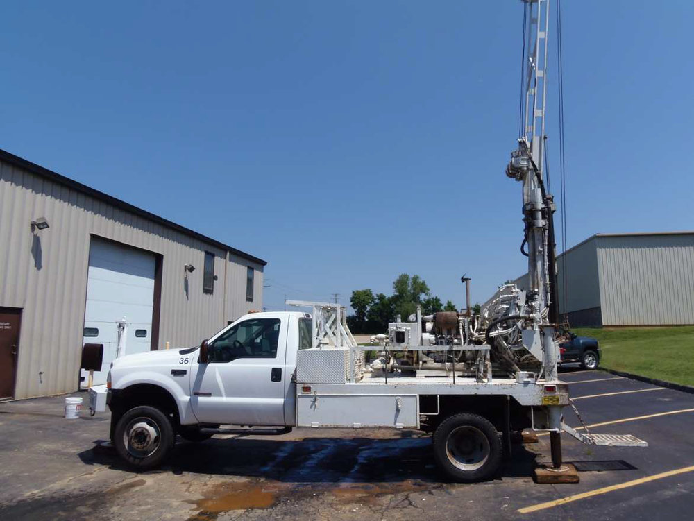 CME-45C Drill Rig