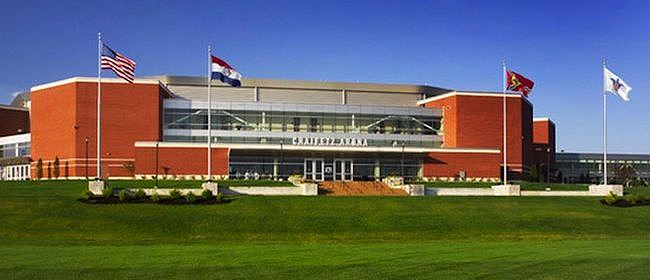St. Louis University Chaifetz Arena