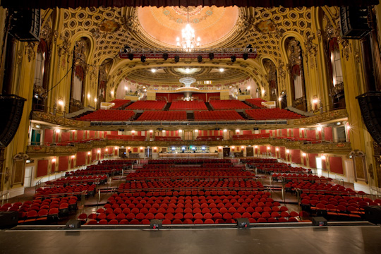 Midland Theatre: Rennovation