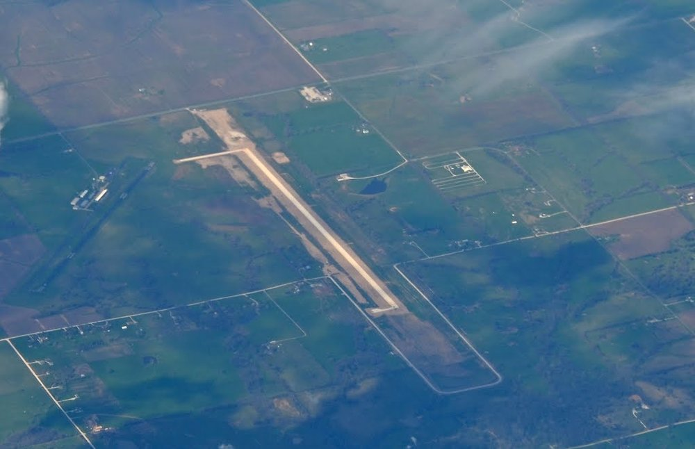 Clinton Memorial Airport: Improvements